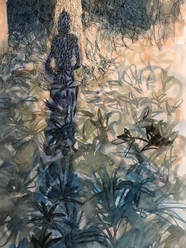 Angeline Rosendaal Toont - avondzon