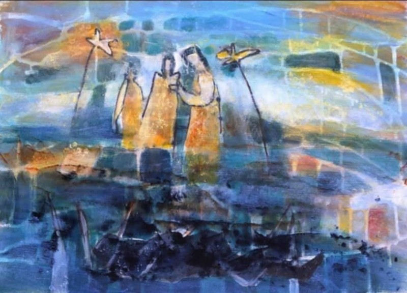 Angeline Rosendaal Toont - het leven gaat door