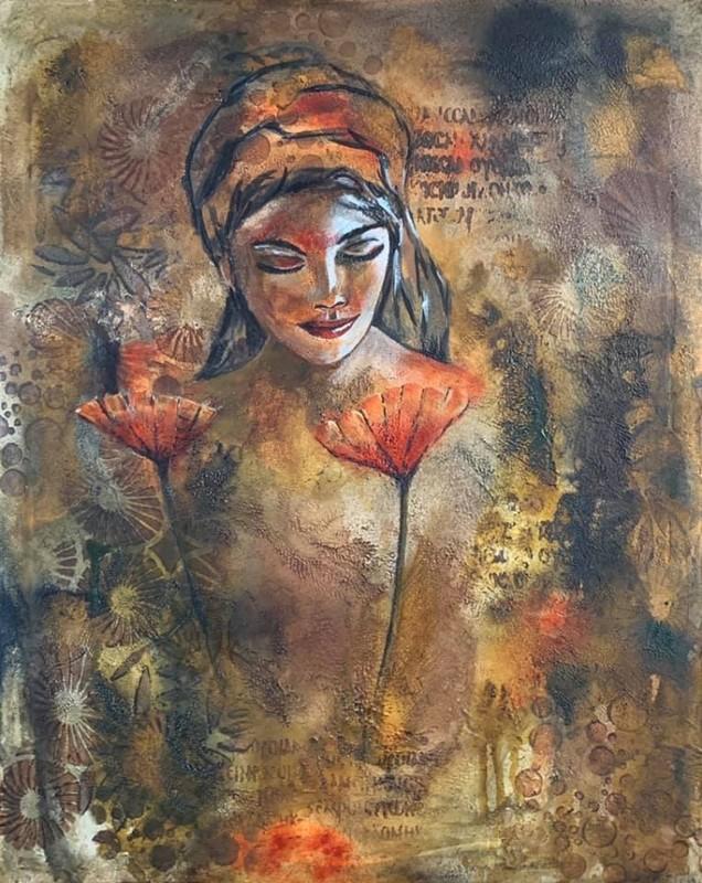 Chantal Peters - bloem