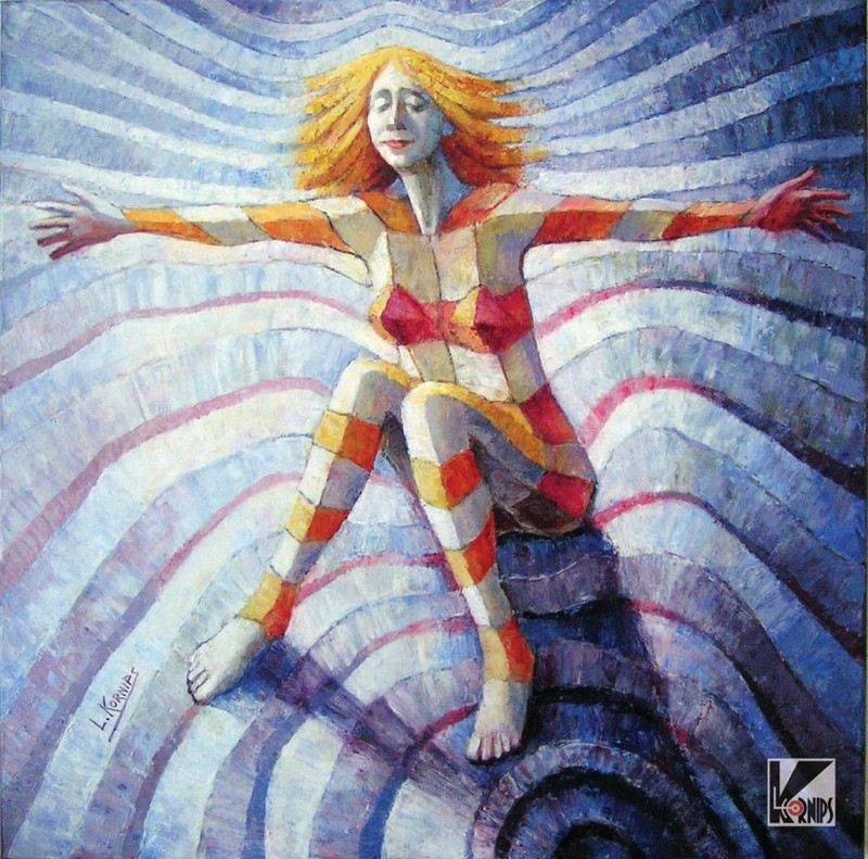 Leo Kornips - cosmic experience