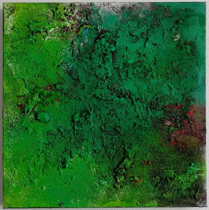 Willem Grift - fields of green