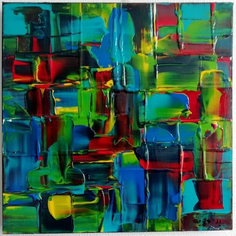 Willem Grift - kleurrijkdom