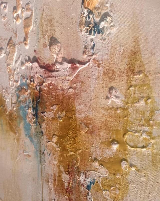 Yvonne Scherjon - muur